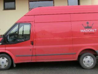 Hledáme řidiče na rozvoz obědů a domovnické práce